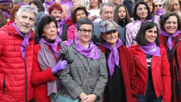 gobierno feministas