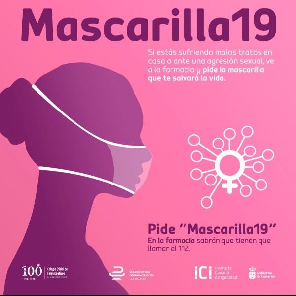 mascarilla 19, feministas mascarilla 19, mascarilla 19 coronavirus, coronavirus feministas