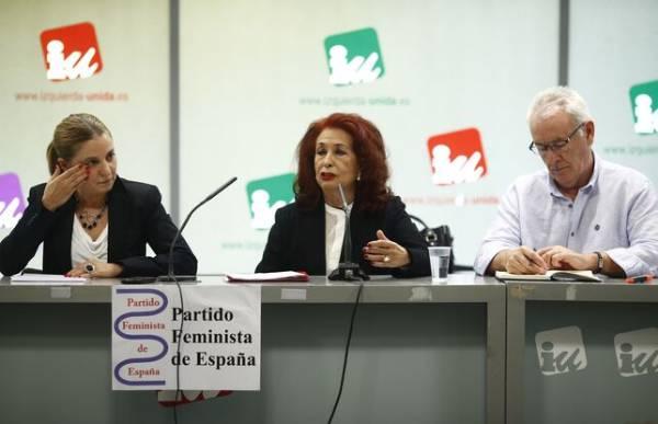 partido feminista iu