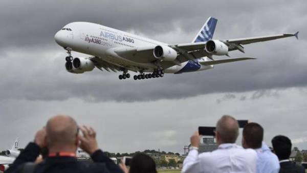 Airbus crisis, Airbus ERTE