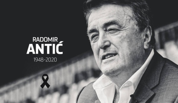 Radomir Antic, Antic muere, Antic fallece, Antic muerte, Antic fallecimiento, Antic coronavirus, Antic Covid 19