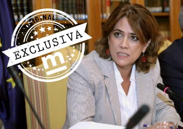 Dolores Delgado VOX