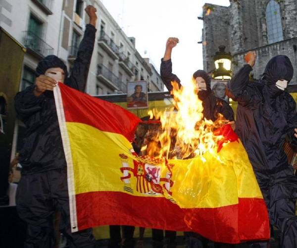odio espana