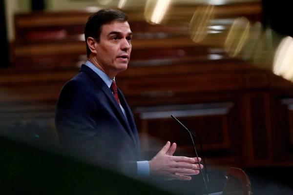 Pedro Sánchez Congreso, Pedro Sánchez coronavirus, Pedro Sánchez Covid 19, Pedro Sánchez estado alarma