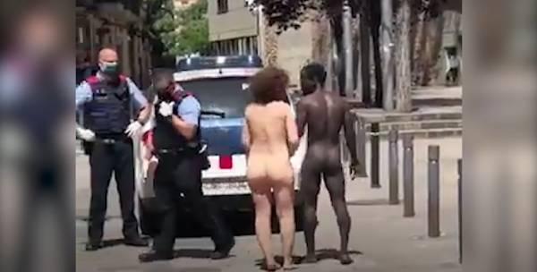 desnudos barcelona