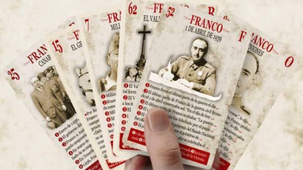 franco juego cartas