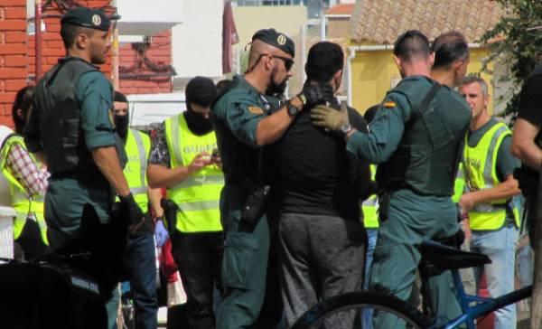 guardia civil terrorista