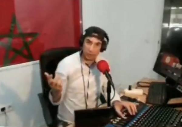 locutor marroqui