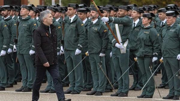 marlaska guardia civil, marlaska bildu, marlaska eta, marlaska etarras