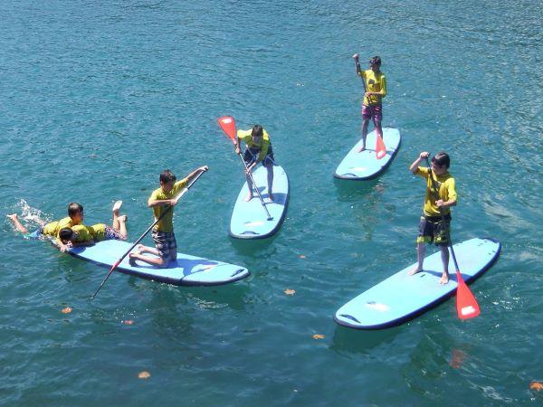 paddle surf seguridad