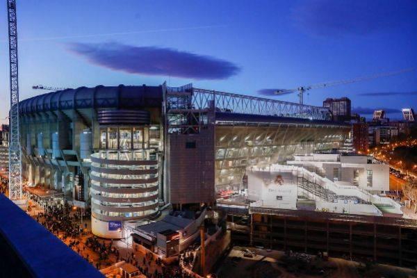 nuevo Bernabéu, nuevo Santiago Bernabéu, obras Bernabéu, nuevo estadio Real Madrid, nuevo Bernabéu Real Madrid