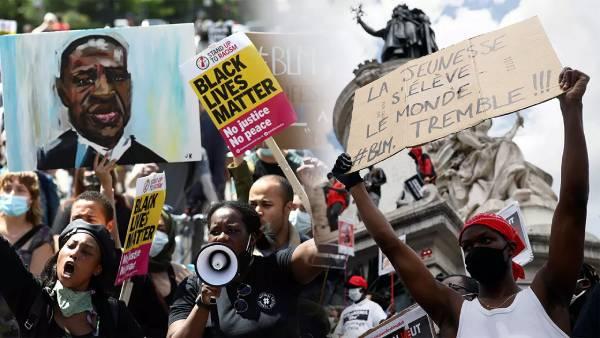 negros racismo