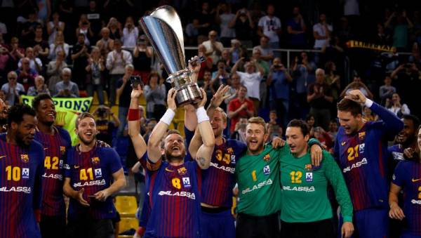 barcelona balonmano