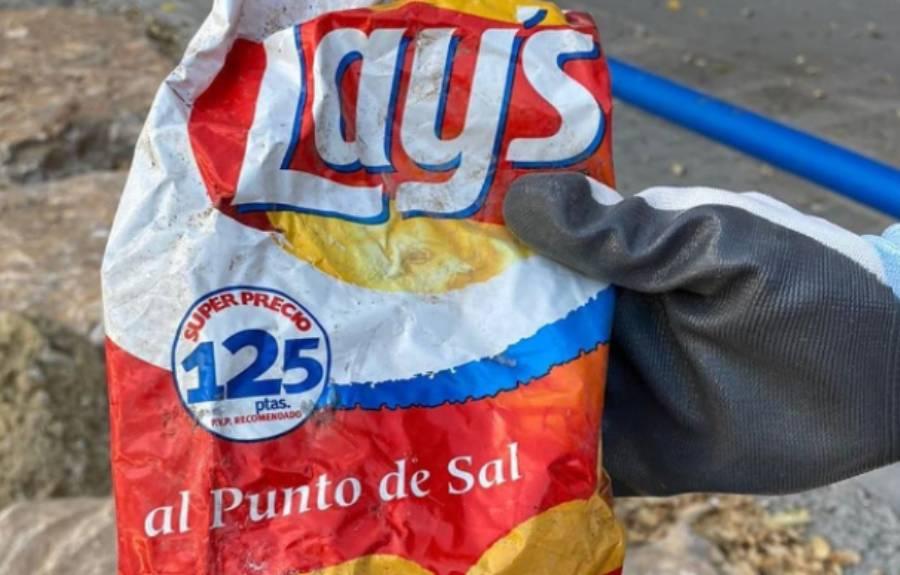 bolsa patatas lays