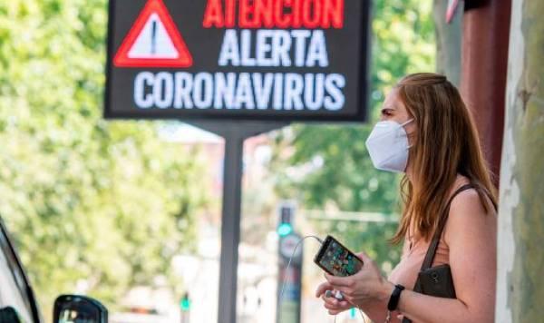 coronavirus peligro
