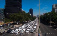 taxis castellana