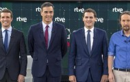 debate rtve candidatos