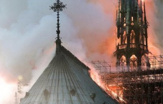 notre dame isis