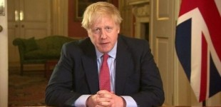 Boris Johnson ingresado en la UCI por coronavirus